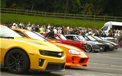 Triple Supercar Blast with High Speed Ride Experience from Trackdays.co.uk