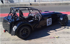 Caterham R400 Superlight Track Day Car Hire Experience from Trackdays.co.uk