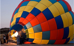 Champagne Balloon Flight For One Experience Day