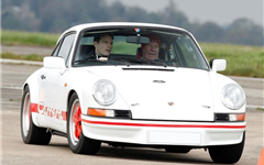 Classic Porsche 911 Thrill Experience from Trackdays.co.uk