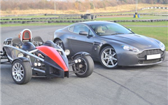 Double Supercar Taster Experience from Trackdays.co.uk