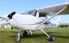 Extended Flying Lesson in Lincolnshire