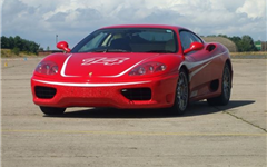 Ferrari Thrill Experience from Trackdays.co.uk
