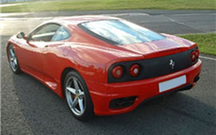 Ferrari 430 Thrill and Hot Laps Experience from Trackdays.co.uk
