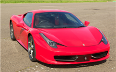 Ferrari 458 Italia Blast Experience from Trackdays.co.uk