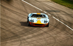 Ford GT40 Driving Blast Experience from Trackdays.co.uk