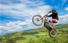 Full Day Motorcycle Trials Course
