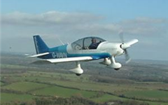 Introductory Flying Lesson in Cardiff