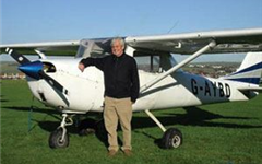 Introductory Flying Lesson in West Sussex