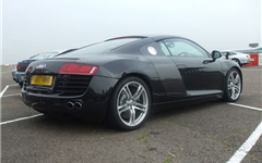 Junior Audi R8 Experience from Trackdays.co.uk