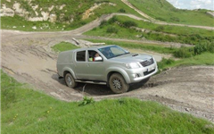Junior One Hour Off Road Driving Experience Experience from Trackdays.co.uk