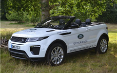 Junior Range Rover Evoque  Experience from Trackdays.co.uk