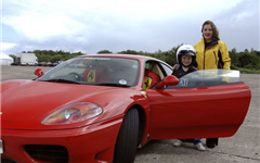Junior Supercar Experience from Trackdays.co.uk