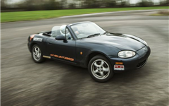 Mazda MX5 RS Arrive and Drive Experience from Trackdays.co.uk