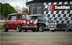 Mini Cooper Thrill Experience from Trackdays.co.uk