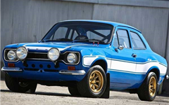 MK1 Escort RS Experience Experience from Trackdays.co.uk