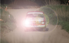 Night Rally Driving Experience from Trackdays.co.uk