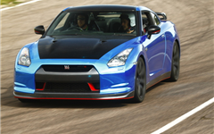 Nissan GT-R R35 Experience from Trackdays.co.uk