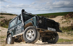 Off Road Driving Experience Experience from Trackdays.co.uk