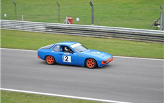 Porsche 924 Track Day Car Hire Experience from Trackdays.co.uk
