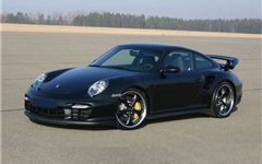 Porsche 997 Turbo Experience from Trackdays.co.uk