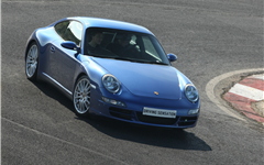 Porsche Thrill and Hot laps Experience from Trackdays.co.uk