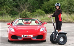 Segway Rally Experience                                                                                                                                Experience from Trackdays.co.uk