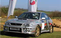 Solo Rally Experience                                                                                                                                  Experience from Trackdays.co.uk