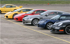 Supercar Double With HSPR Experience from Trackdays.co.uk
