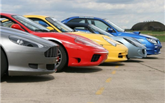 Supercar Passenger Ride Experience from Trackdays.co.uk