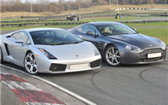 Supercar Taster  Experience from Trackdays.co.uk