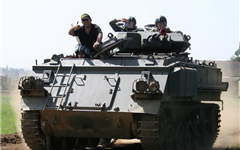 Tank Driving Taster                                                                                                                                    Experience Day