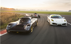 Treble Supercar Experience Experience from Trackdays.co.uk