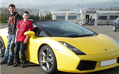 Junior Supercar Treble Offer Experience from Trackdays.co.uk