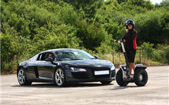 Two Supercar Drive and Off Road Segway Day Experience from Trackdays.co.uk