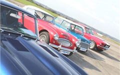 Ultimate Classic Car Experience from Trackdays.co.uk