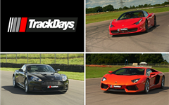 Ultimate Hypercar Experience from Trackdays.co.uk