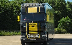 Ultimate Truck driving                                                                                                                                 Experience from Trackdays.co.uk