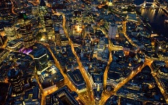 VIP City of London by Night