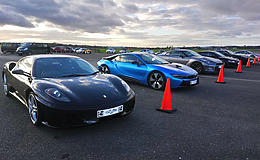 10 Supercar Driving Blast Experience from Trackdays.co.uk