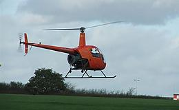 15 Minute Helicopter Flight Experience from Trackdays.co.uk