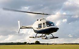 25-35 Minute Extended Helicopter Flight Special Offer for One Experience from Trackdays.co.uk