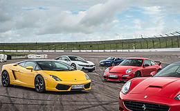 3 Supercar Blast Experience from Trackdays.co.uk