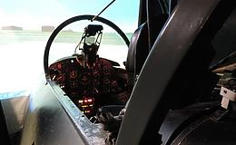 30 Minute Fighter Pilot Flight Simulator Experience Experience from Trackdays.co.uk