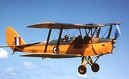 40 Minute Tiger Moth Flight Experience from Trackdays.co.uk