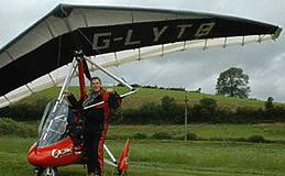 60 Minute Microlight Flight in Lancaster Experience from Trackdays.co.uk