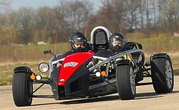 Ariel Atom                                                                                                                                             Experience from Trackdays.co.uk