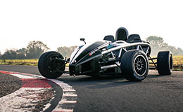 Ariel Atom 300 Thrill Experience from Trackdays.co.uk