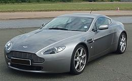Aston Martin DB9                                                                                                                                       Experience from Trackdays.co.uk