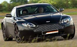 Aston Martin Vantage V8 Experience from Trackdays.co.uk